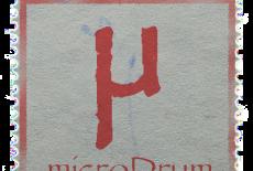 microDrum Stamp